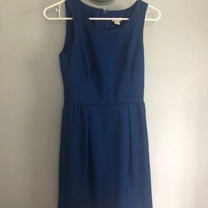 J. Crew Dress in Cobalt Blue